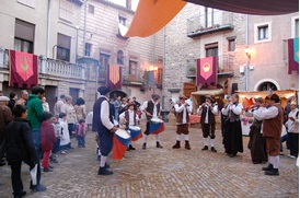 2008 11 Poble Vell Fira medieval 1
